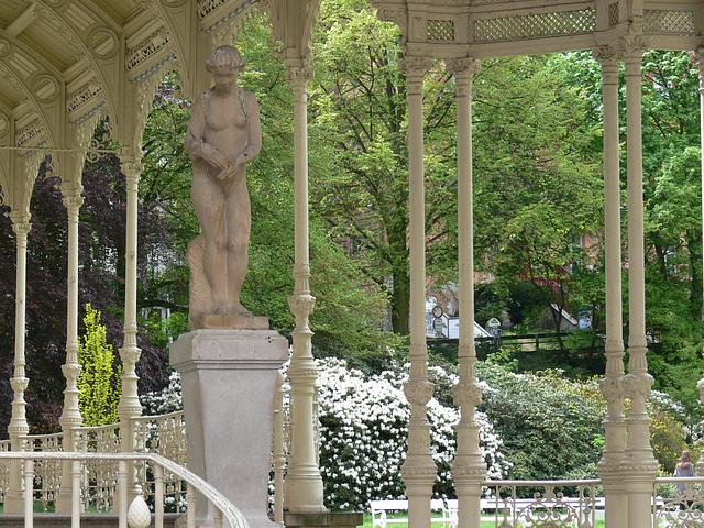 Karlsbad - Gartenkolonnade