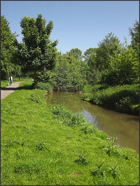 Rommerskirchen, Gillbachaue 002