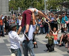 Flash Mob I (6040)