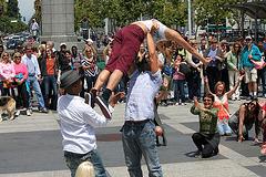 Flash Mob I (6041)