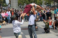 Flash Mob I (6042)