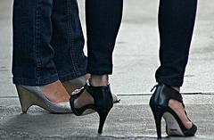 wedge and cole haan heels