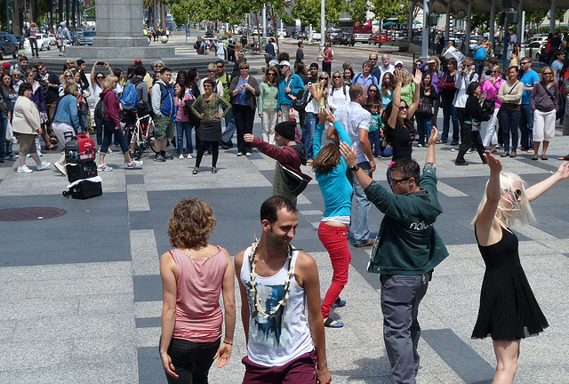 Flash Mob I (865)