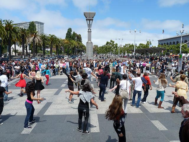 Flash Mob I (871)