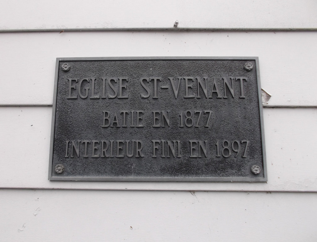 Plaque commémorative / Memorial plate - 31 août 2012.