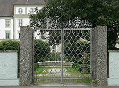 Das Tor zur FHVR in Fürstenfeldbruck