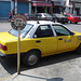 Yellow taxi jaune Sitio F180 Croc / 1er mars 2011.