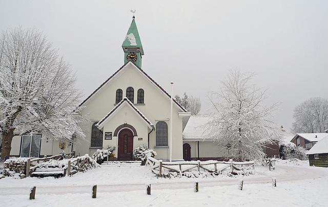 Nederland - Hoog Soeren, Kapel