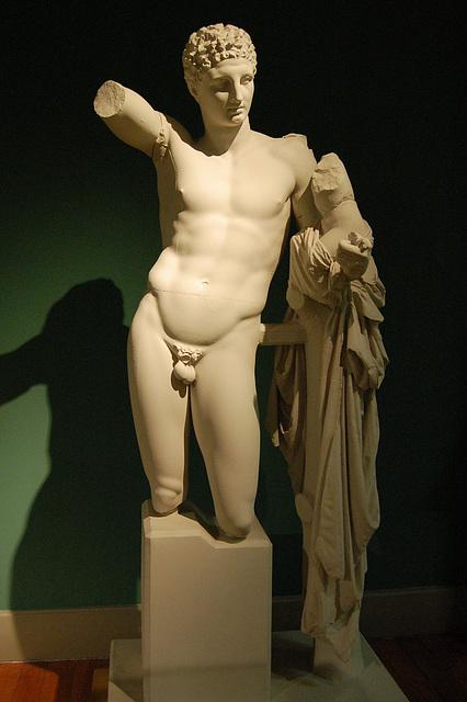 Hermestorso  sen la Dionizo-knabo