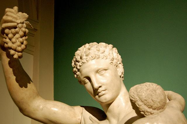 Hermeso kun Dionizo-knabo