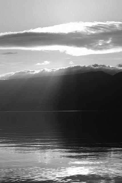 Au lac de Neuchâtel...