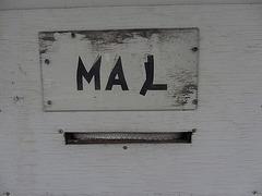 MAIL - mit Gardinchen