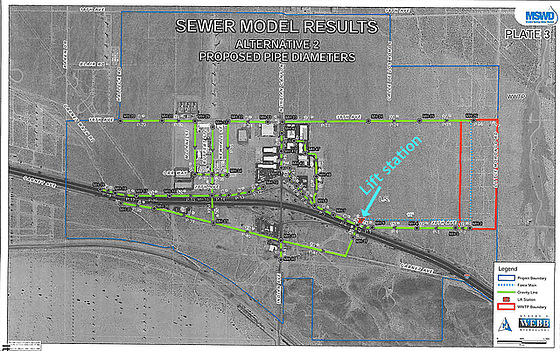 I-10 & Indian Sewers - Preliminary Design