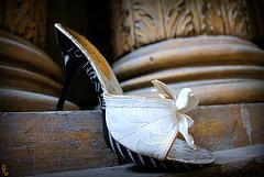 Dame Annick et ses Bilitis / Lady Annick's Bilitis heels - High heels