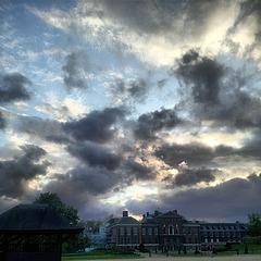 Kensington cloudscape