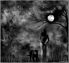 Ballade à la lune
