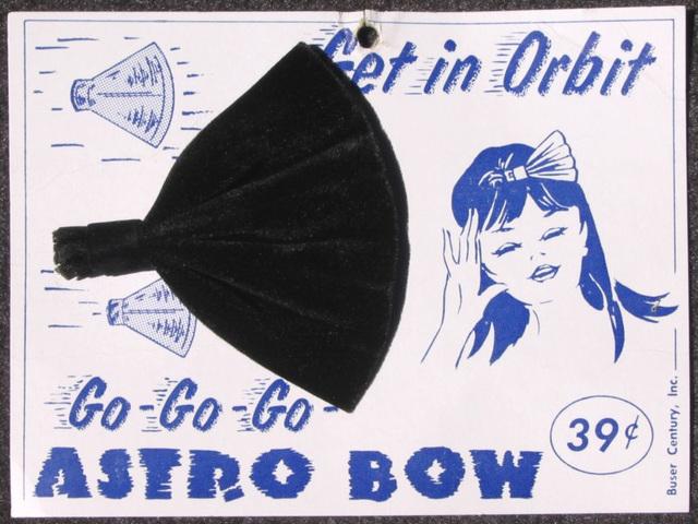Astro Bow—Get in Orbit and Go Go Go!