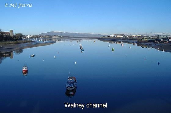 walney channel