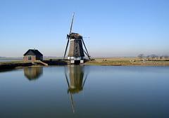 Nederland/the Netherlands - Texel, Molen 'Het Noorden'