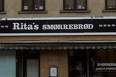 Rita's smørrebrød