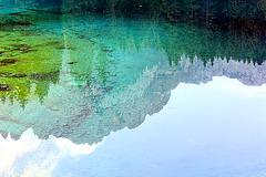 Karrersee und die Legende von der Wasserfee