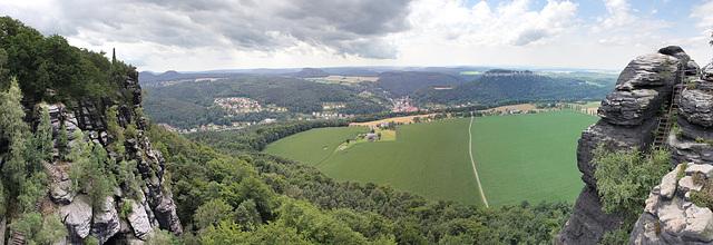 Elbsandsteingebirge...