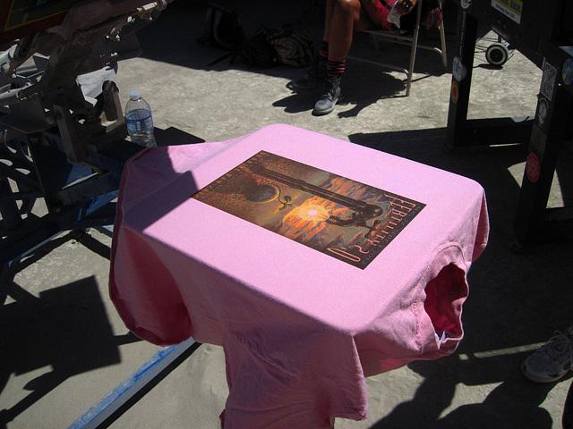 Silkscreening T-Shirts (3072)