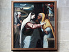 P6037098ac Oil Painting of the Visitation of Pregnant Mary