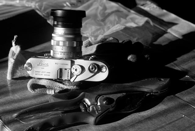 Leica M3 Summilux 50mm 1959