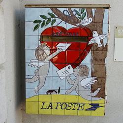 petit village de SAINT VALENTIN
