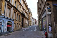 France 2012 – Rue aux Ours in Metz