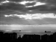morning, from my balcony
