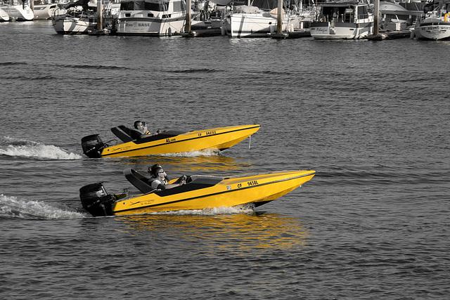 San Diego Harbor (6407A)