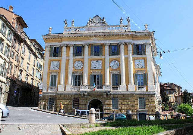 Bergamo, Altstadt