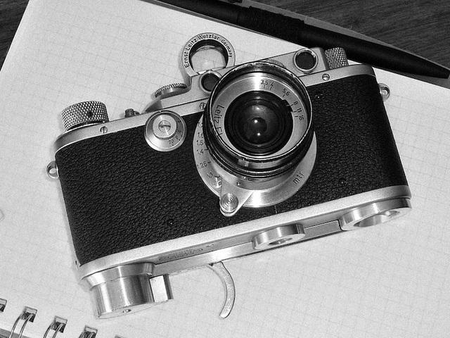 Leica IIIA + SCNOO 1936