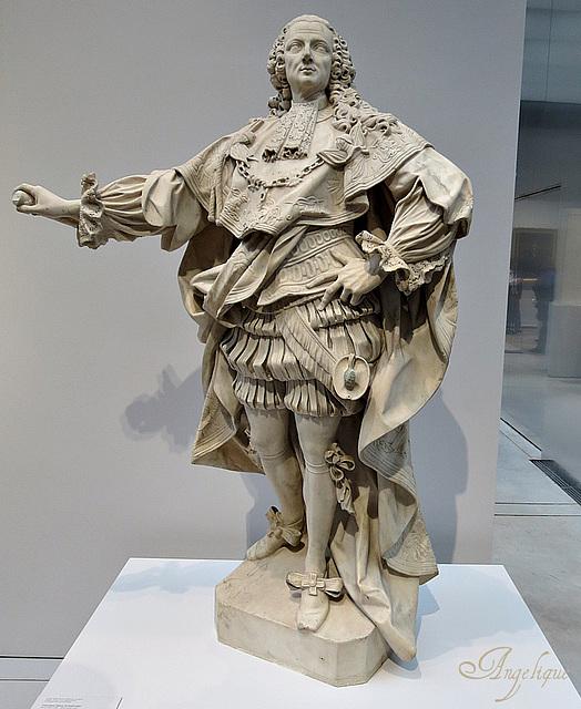 Le Duc de Richelieu , Maréchal de France