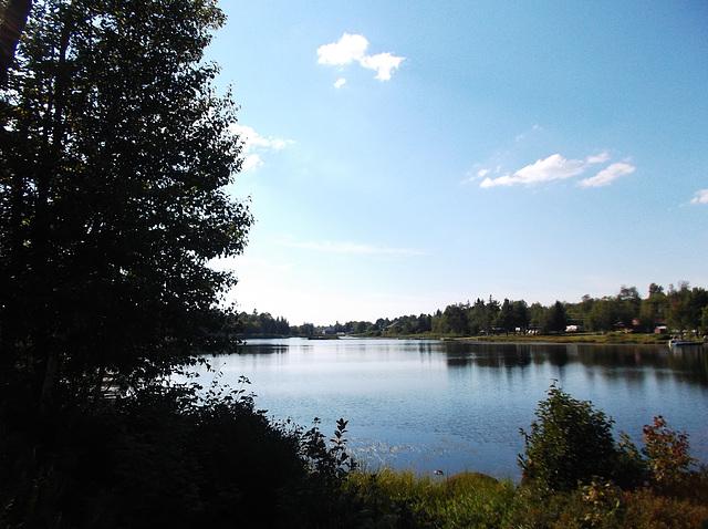 St Regis river / Rivière St-Regis