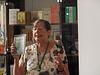 OSIEK-prezidantino Anne Jausions prezentas Gramatikon de Esperanto de Miroslav Malovec
