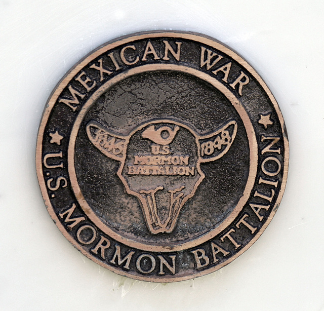 Fort Rosecrans National Cemetery - Mormon Battalion Memorial (6366)