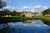 Waverley Abbey ruins X-M1 8