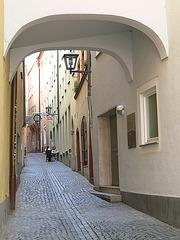 Regensburger Gasse