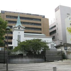 Yamashita Park 34 Yokohama Kaigan Church