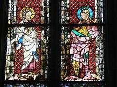 Regensburg - Domfenster
