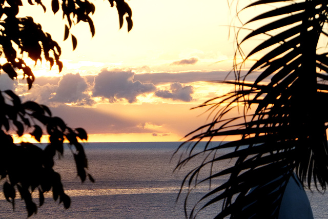 Sonnenaufgang am  Atlantik. ©UdoSm