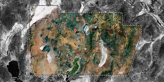 Pershing County, Nevada