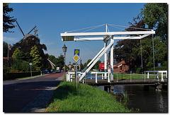 ... es könnte auch in den Niederlanden (Nordholland, Friesland) sein?!