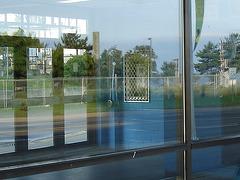 Window reflection / Reflet de vitre