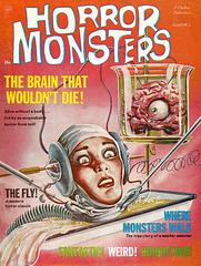 Horror Monsters number 8