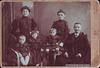 Boros Zsuzsánna & budapestan relatives, 1907