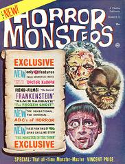 Horror Monsters Volume 3 Number 10